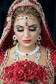 stani bridal makeup before and after