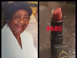 In Honor of Bertha Smith | CakeLipps, LLC