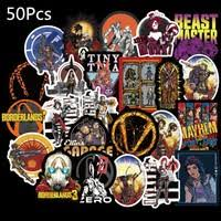 Borderlands Who Decal Sticker For Car Window Laptop Motorcycle Walls Mirror And More Wish