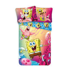spongebob children bedding sponge bob