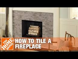 tile a fireplace surround and hearth