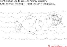 Risultati immagini per schede didattiche sui pesci scuola primaria ...
