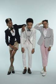 Sophia Wallace Lauded for Modern Dandy | dapperQ | Queer Style
