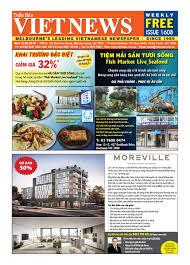 VietNews Melbourne 13/06/2018 by VietNews - issuu