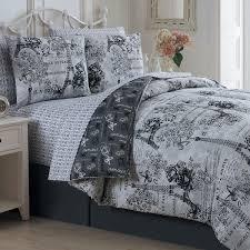 paris quilt set 4 or 5 piece or bed