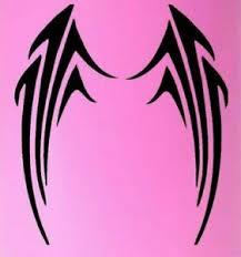Wings Cup Vinyl Decal Sticker Yeti Tumblers Walls Windows Cars Glass Ebay