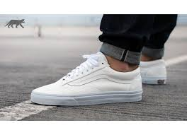 vans old skool premium leather true
