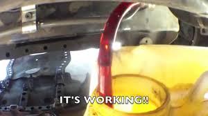 flush automatic transmission fluid