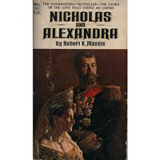 Nichola and Alexandra by Robert K Massie - £3.45