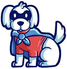 Amazon Com Oliver S Labels Family Car Decals Superhero Family Dog Family Decal Automotive