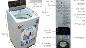 Bảng mã lỗi máy giặt Aqua đầy đủ và chính xác nhất.