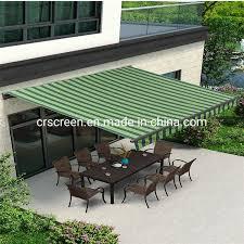 china patio awning retractable sun