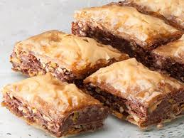 baklava pastry nutrition facts eat