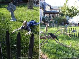 Scary Outdoor Halloween Decorations That Will Make Your Neighbors Tremble With Fear