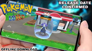Download Best Offline Pokemon Game For Android/IOS | Pokemon Luhostory