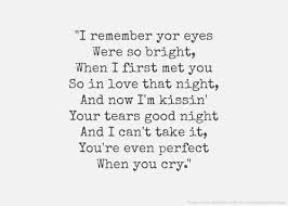 beautiful goodbye this song is so perfect goodbye quotes