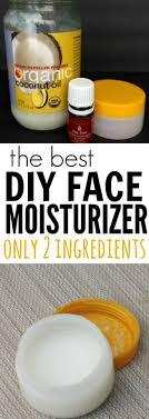 diy face moisturizer best homemade