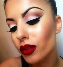 eye makeup for black gown saubhaya makeup