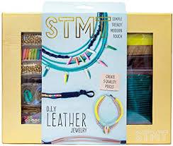 com stmt diy leather jewelry