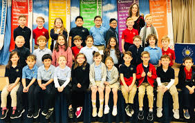 surprise 2nd graders become published