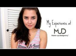my experience at mud make up designory