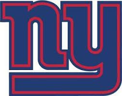 Ny Giants New York Nfl Football Team Logo 2 Color Decal Car Window Sticker Ebay