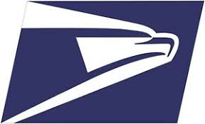 Us Post Office Mail Carrier Usps Logo Eagle Color Vinyl Decal You Pick Size Ebay
