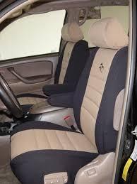 toyota sequoia seat covers wet okole