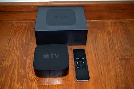 Apple TV 4 unboxing and first impressions
