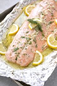 easy 5 ing baked salmon