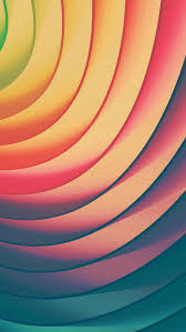 retro rainbow stripes shadows iphone 5