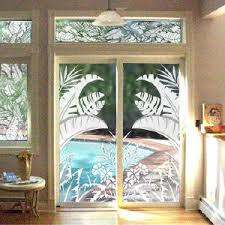 Etched Glass Window Decals All Window Dressing Etc