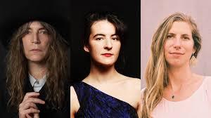 Patti Smith, Jesse Paris Smith, and Rebecca Foon (Canceled ...
