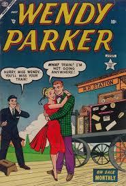 Wendy Parker Comics