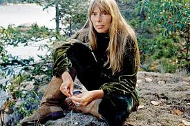 Joni Mitchell, then and now: Singer's illness spurs memories