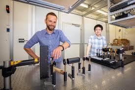 Dmitry Turchinovich and Wentao Zhang [image] | EurekAlert! Science News