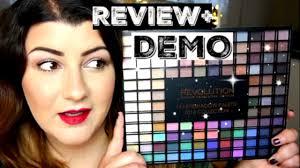 makeup revolution london eyeshadow