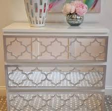 ikea malm 3 drawer dresser furniture