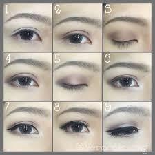 tutorial make up mata natural korea