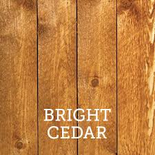 Bright Cedar Fence Stain Patriot Stain And Seal