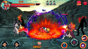 Ninja Naruto Arcade Storm for Android - APK Download