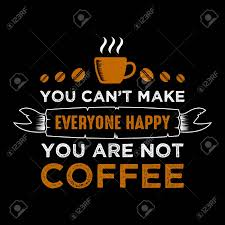 funny coffee quote and saying % vector best for graphic in