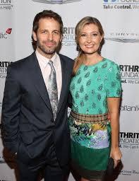 Zack Snyder and Deborah Johnson - Dating, Gossip, News, Photos