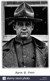 Byron Quinby Jones (1888–1959) in Who's who in American Aeronautics (1922  Stock Photo - Alamy