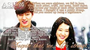 korean drama quotes the heirs asian drama quotes