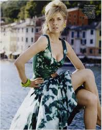 Modern Palm Boutique: Clemence Poesy + InStyle + Italy = Fashion Perfection