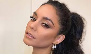 vanessa hudgens makeup in high al