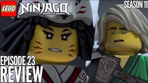 "Ninjago Season 11, Episode 23 ""Secret of the Wolf"": Analysis ..."