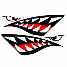 Shark Decal Motorcycle Buy Shark Decal Motorcycle With Free Shipping On Aliexpress