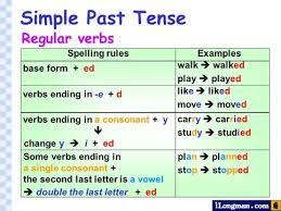 SIMPLE PAST-QUESTIONS AND NEGATIVE STATEMENTS